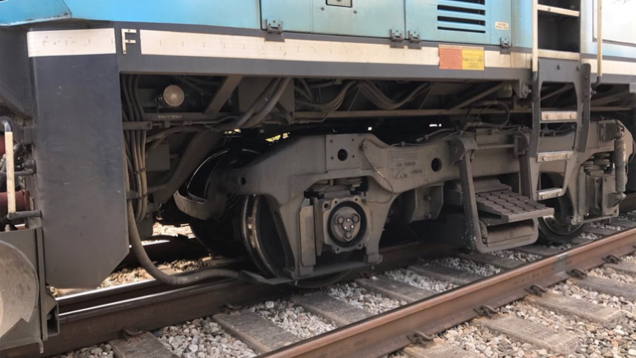 Tri-Rail train derails in Deerfield Beach, BSO says no injuries