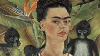 Frida Kahlo, Self-Portrait with Monkeys, 1943.jpg