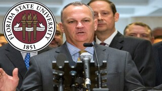 Richard Corcoran, Florida State University presidential candidate