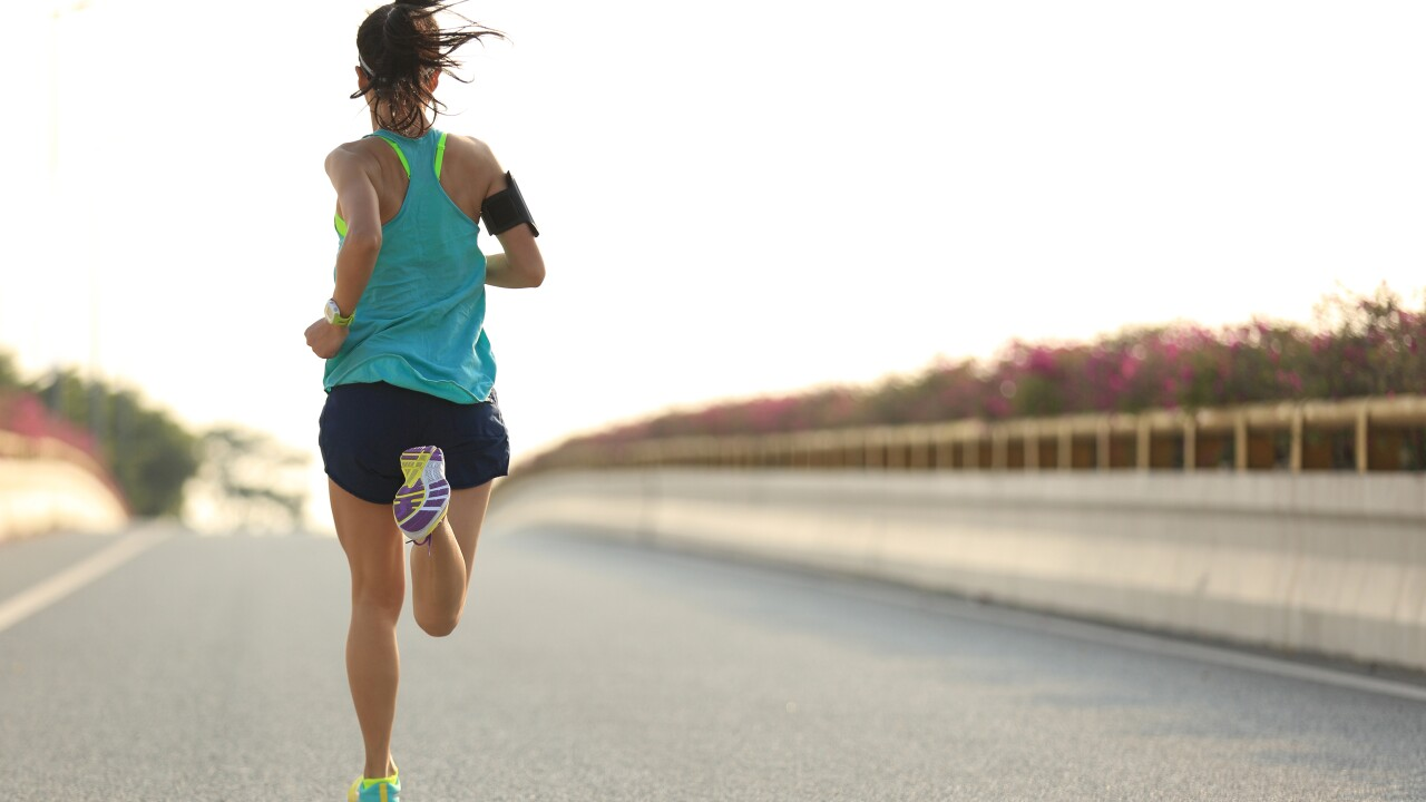 Resolution to run? Make sure you have the right running shoes
