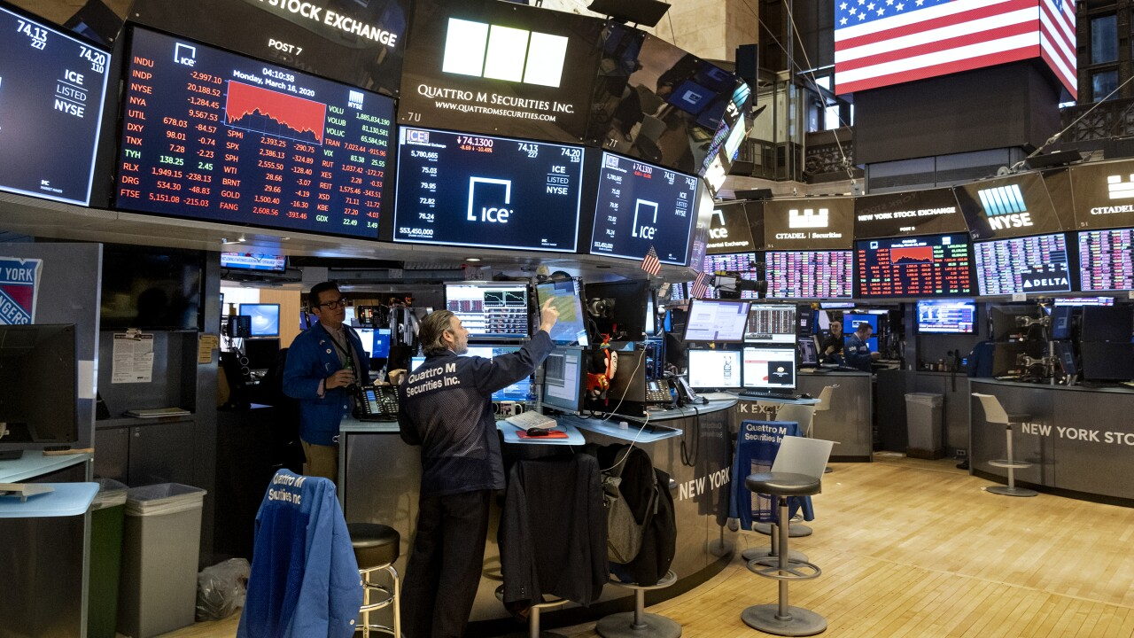 New York Stock Exchange to partially reopen trading floor after Memorial Day