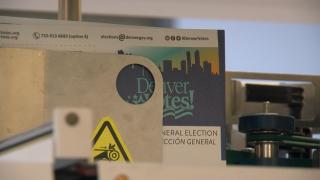 Denver ballot