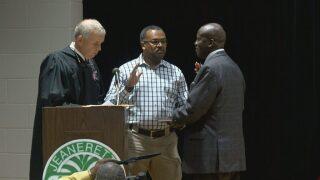New Jeanerette Mayor sworn in