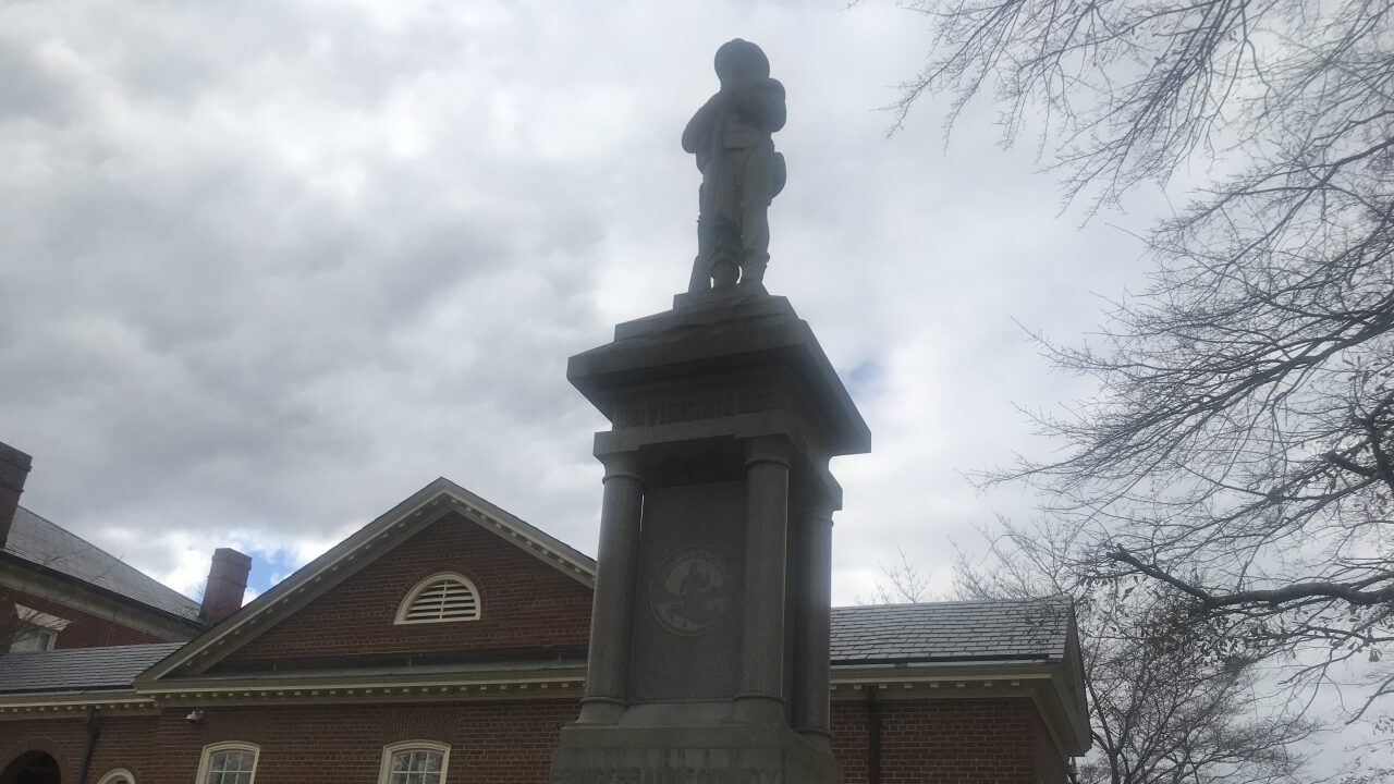 Group believes Virginia Beach's Confederate monument should stay up, but says add context