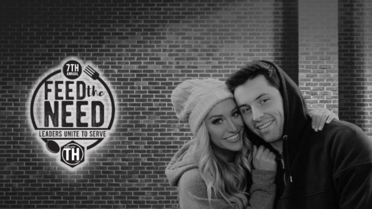 Baker Mayfield Feed the Need