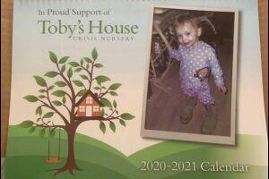 Toby's House 2021 Calendar