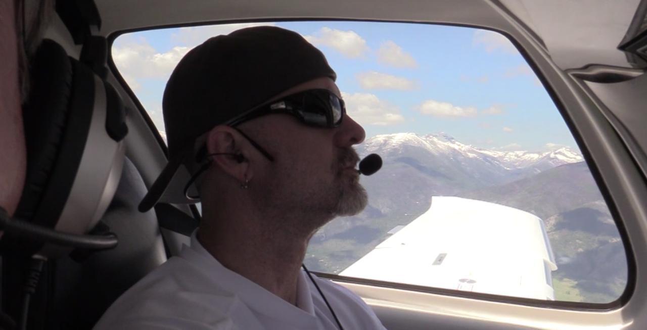 Michael Burks Angel Flight