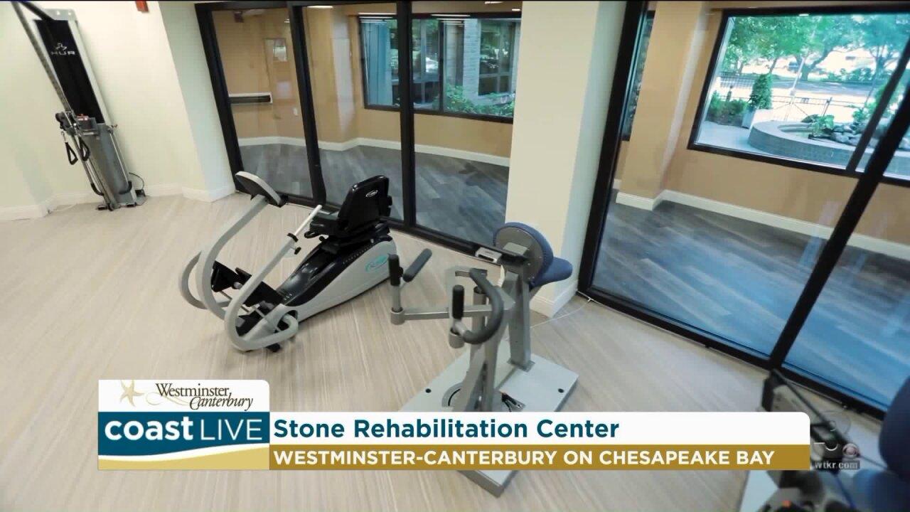 Balance advice for seniors and an option for short-term rehabilitation on CoastLive