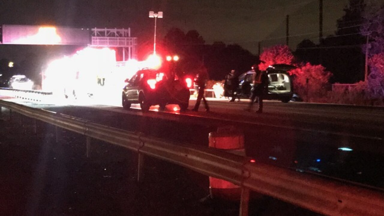 Tourist killed in early morning crash on I-290