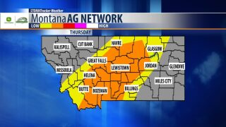 Montana Ag Network Weather: June 5th