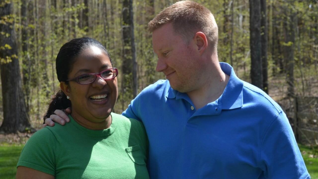 Watch 'Wedding in a Week' couple Julie and Matt'snuptials