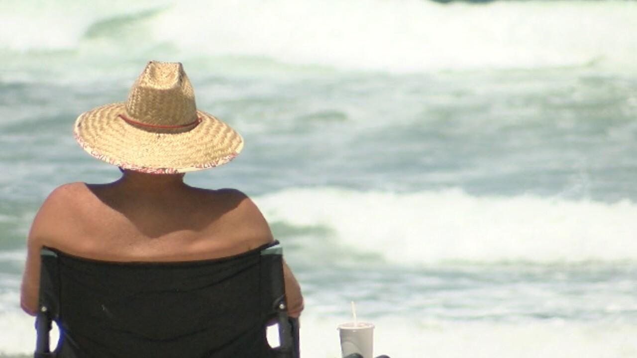San Diego beach reopen