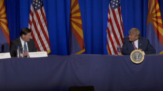 Fact-checking President Trump's 'Latinos for Trump' roundtable meeting in Phoenix