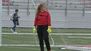 Isabella Hutchinson Teurlings Soccer
