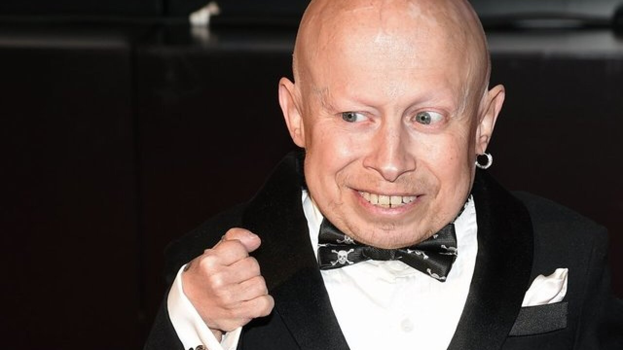 Actor Verne Troyer's death ruled a suicide