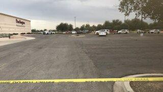 Officer involved shooting outside Desert Sky Mall 12-23-19