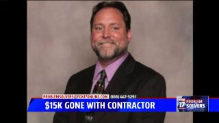 Family accuses contractor of misusing construction loan, stalling project