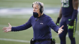 NFL threatens to suspend coaches or take draft picks from their teams if they don't wear masks