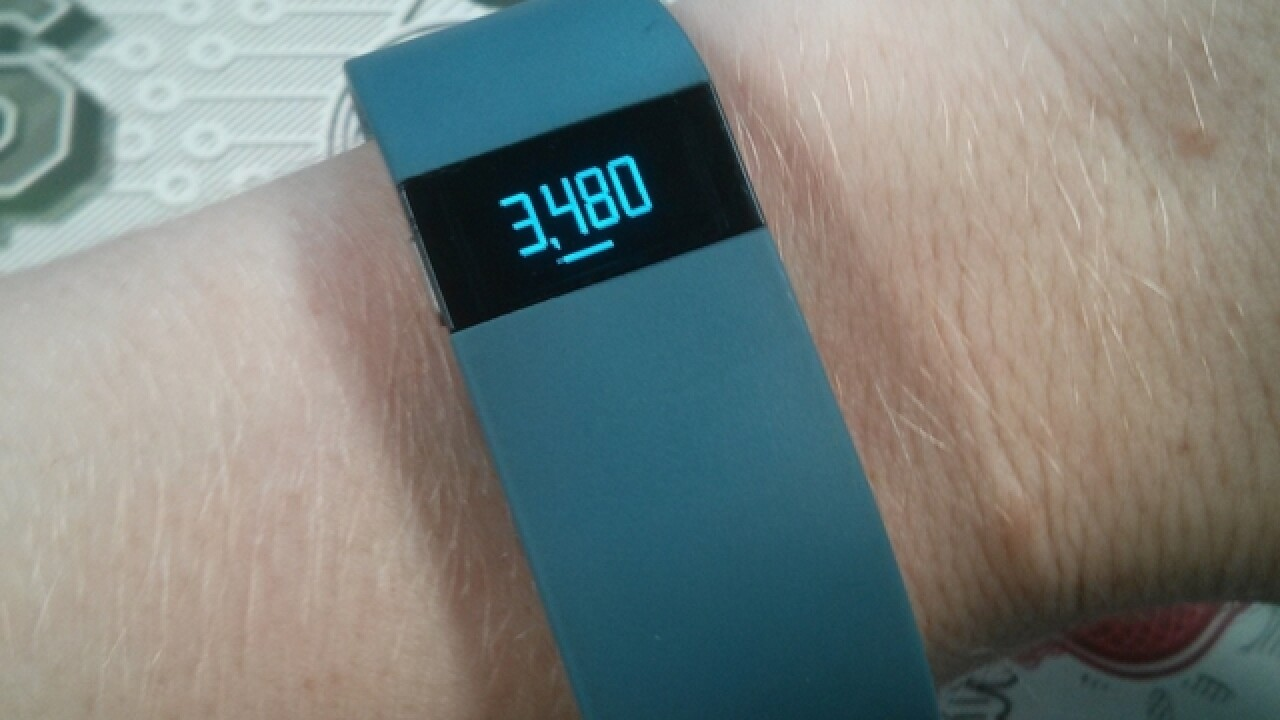 Wearing a Fitbit probably won't improve your health, study says