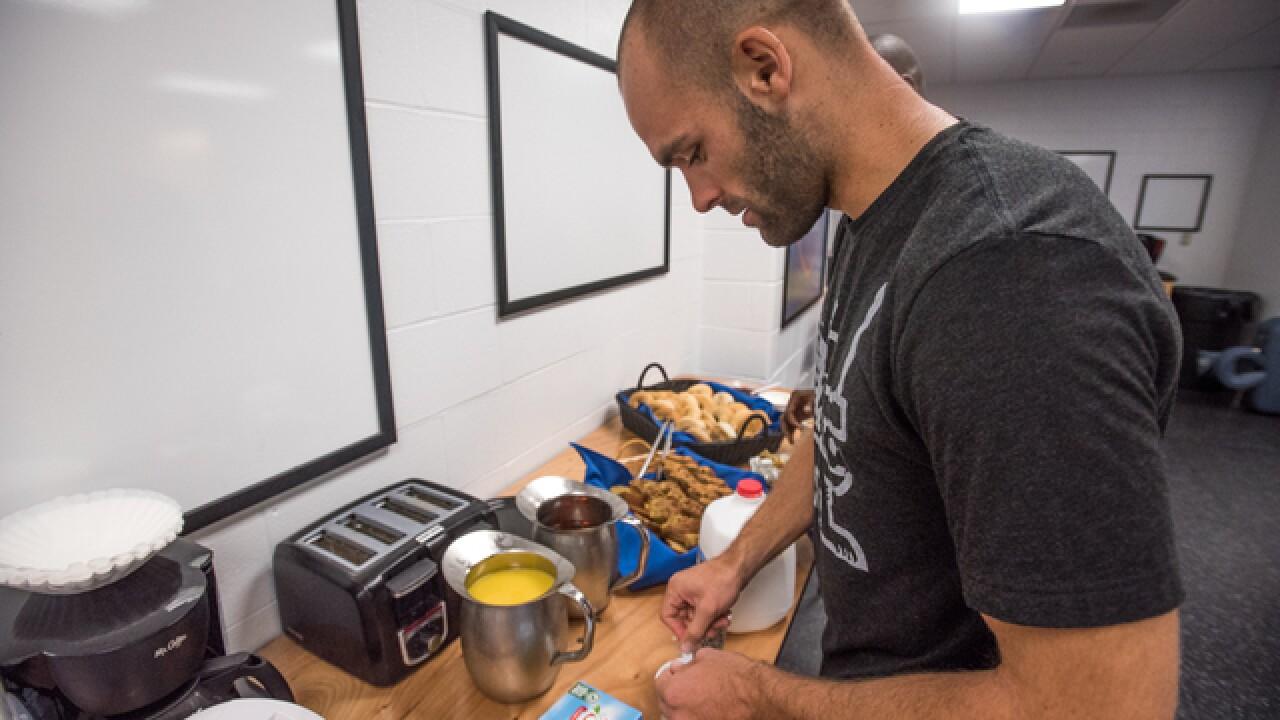 British FC Cincy defender is living his dreams