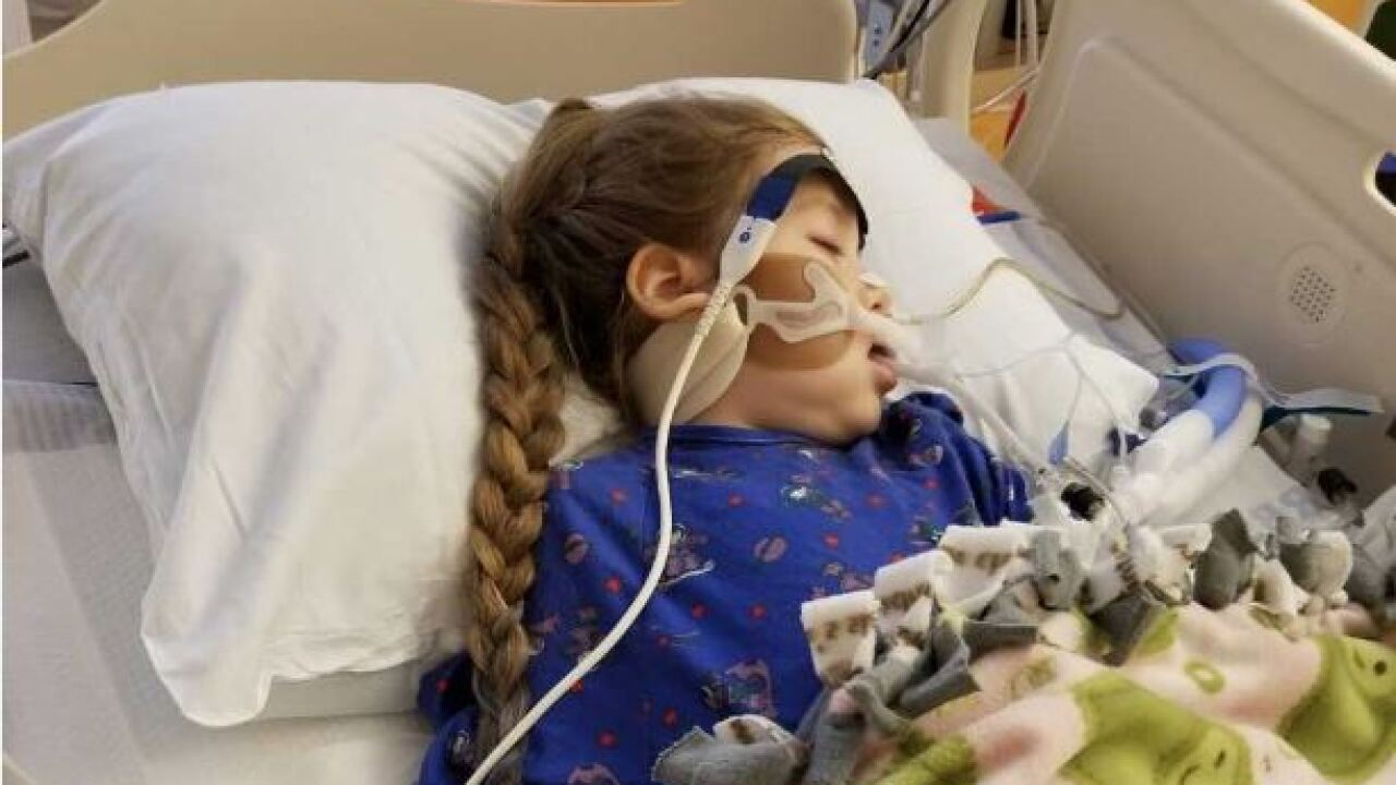 A Wisconsin mother's intuition may have saved her child's life after a cold turned out to be something worse