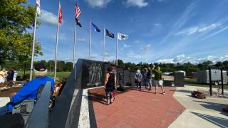 Belding Veterans Freedom Park