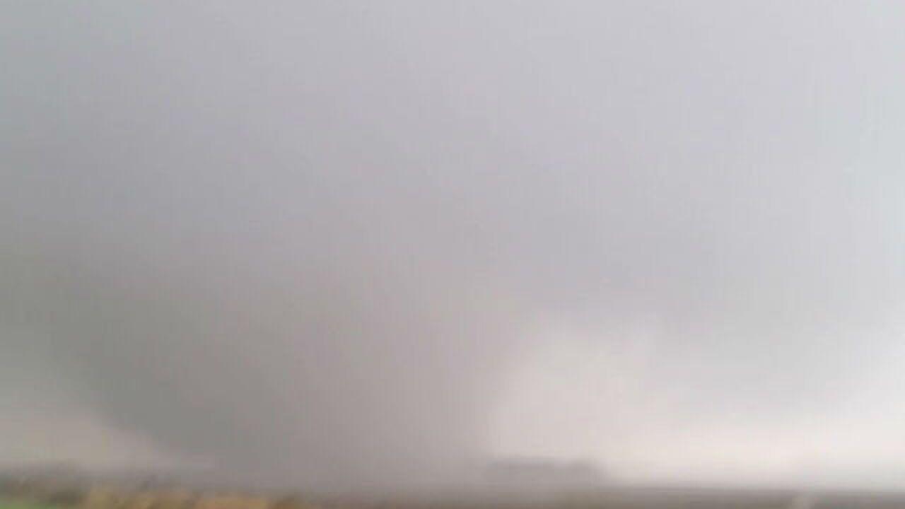 Severe storms, possible tornado batter C.Indiana