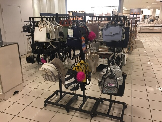 PHOTOS: Sneak peek inside Macy's Backstage at Meadows Mall