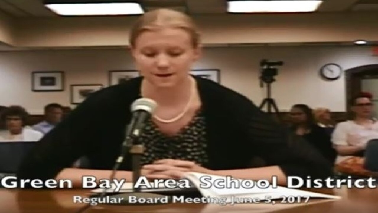 "Former Green Bay teacher: ""I fear for my safety"""