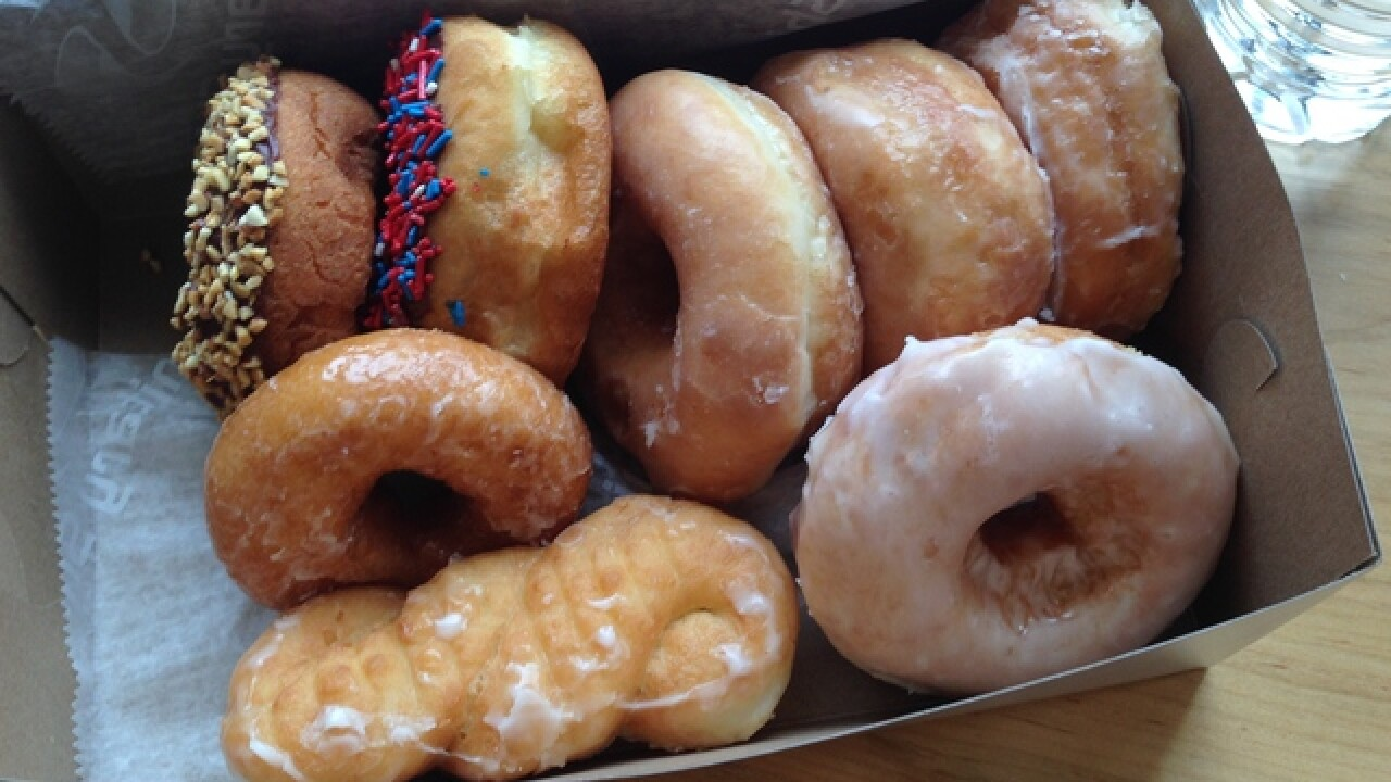 Holtman's Donuts opens in West Chester Saturday