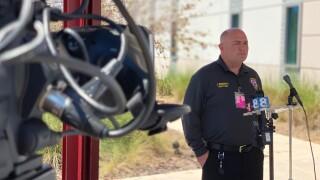Deputy Chief Jason Dougherty, Hillsborough County Fire Rescue.