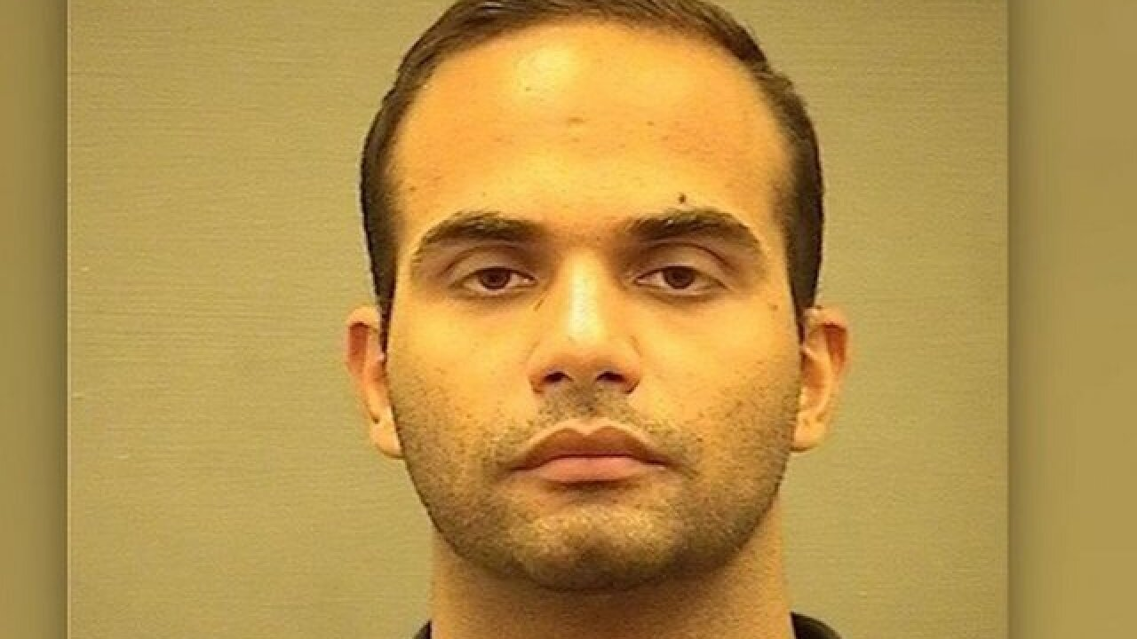 Former Trump campaign adviser George Papadopoulos sentenced to 14 days