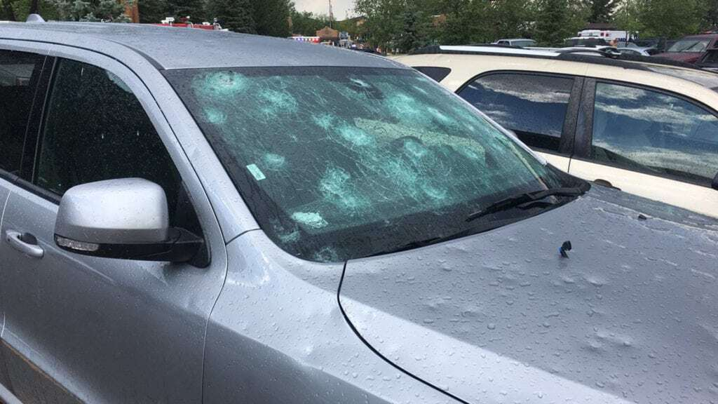 Lyft offering free rides to Cheyenne Mountain Zoo employees impacted by hail