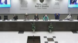 wilson co school board