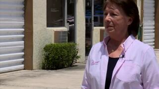 Woman works to help others fight breast, cervical cancers