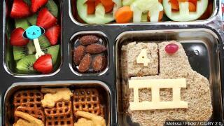 Prepping food to stay safe when heading back to school