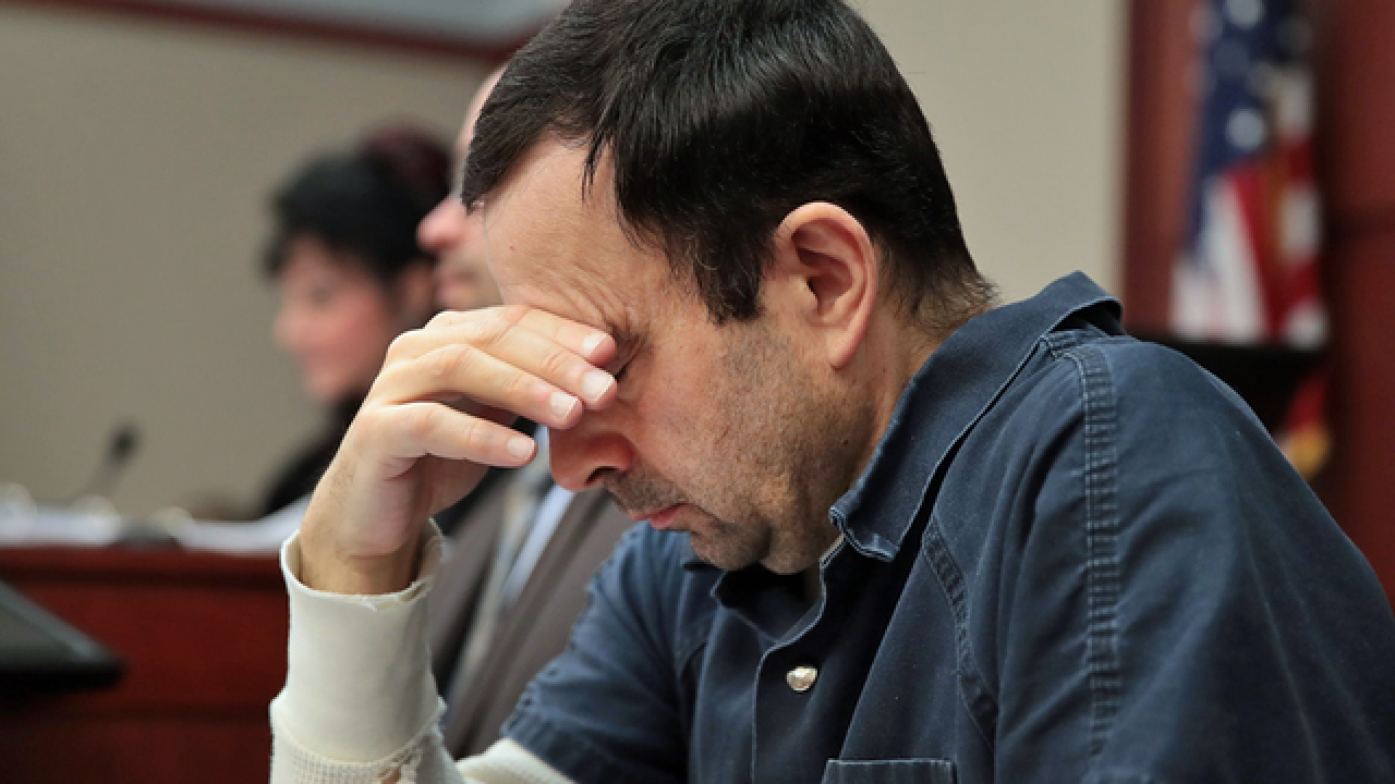 Dozens assaulted by Nassar while FBI knew about allegations