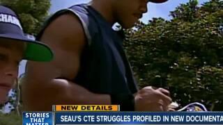 Junior Seau's CTE struggles profiled in new documentary