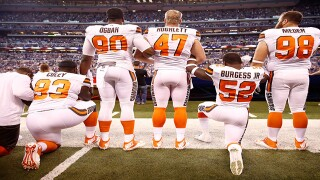 Ohio sheriff prohibits off-duty details from attending NFL games