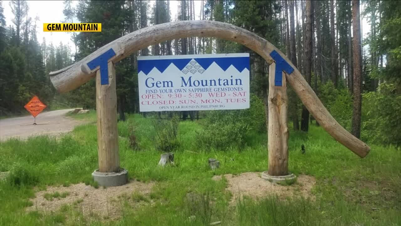 1st Granite County COVID-19 case linked to employee at Gem Mountain