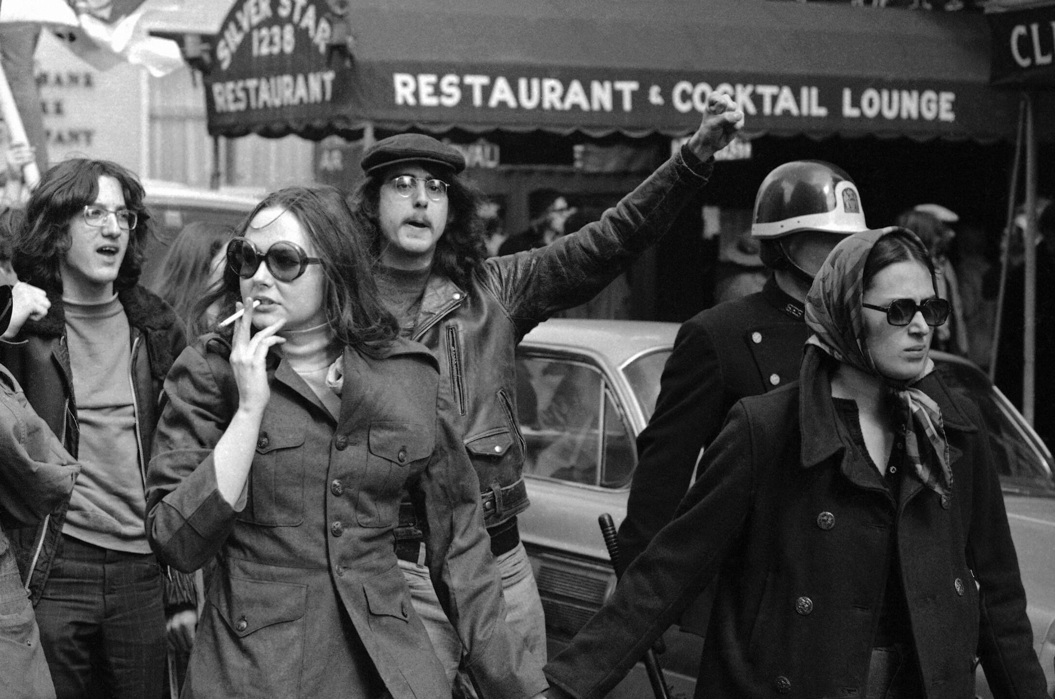 Black Panthers 1970