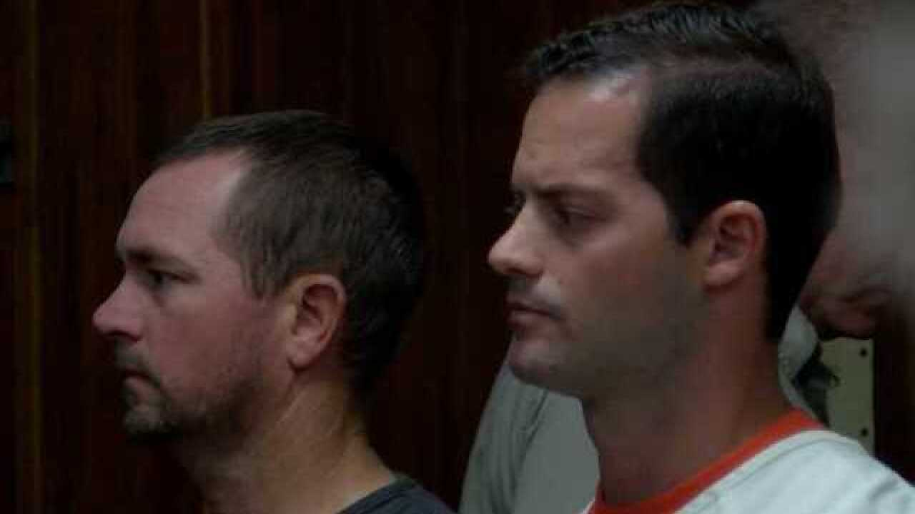 Disgraced ex-KCSO deputies plead not guilty