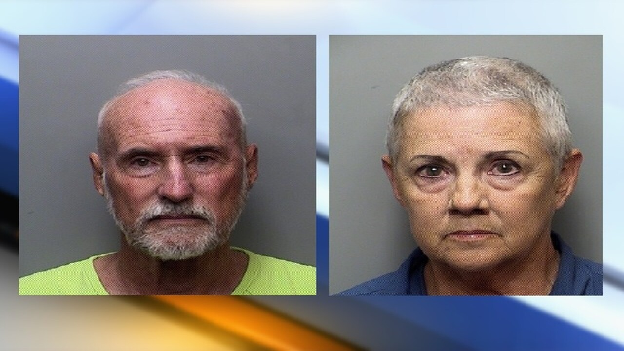 Man and wife accused of KOA campground attack