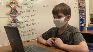 Family donates 25 new Chromebooks to Ulm School