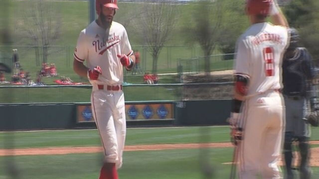 Nebraska's Scott Schreiber selected in the 9th round of the MLB Draft by the Astros