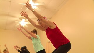 How yoga is helping breast cancer patients: 'I just left feeling better'