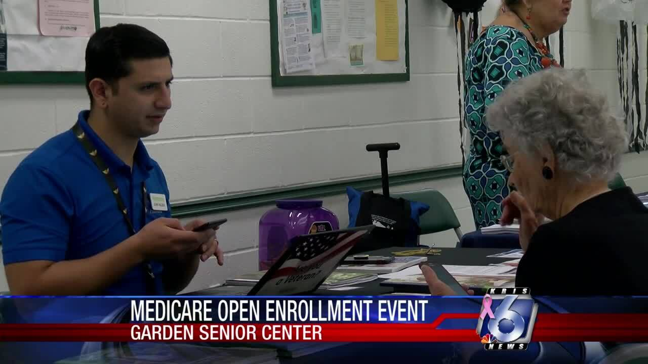 City Medicare open enrollment event