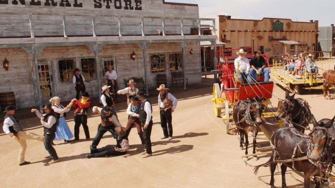 Rawhide Western Town changes hours; will only open to public during signature events and festivals