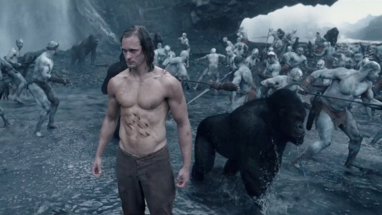 Hot on home video: 'The Legend of Tarzan'