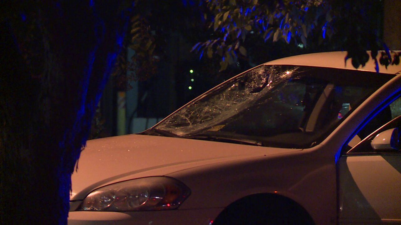 Pedestrian seriously injured after being struck on Forest Hill Ave.